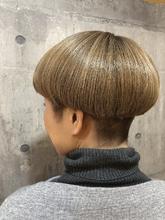 ハイトーンマッシュ|MASHU ADOBEのヘアスタイル