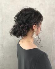 華やかアップスタイル|MASHU ADOBEのヘアスタイル