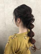アレンジ|MASHU ADOBE 猪熊 秀美のヘアスタイル