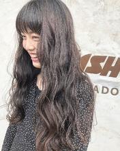パーマ|MASHU ADOBE 猪熊 秀美のヘアスタイル