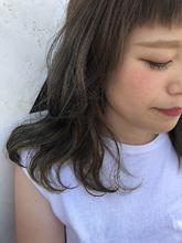 ラインカラー|MASHU ADOBE 猪熊 秀美のヘアスタイル