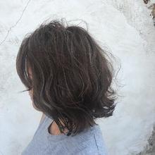 デザインカラー|MASHU ADOBE 猪熊 秀美のヘアスタイル
