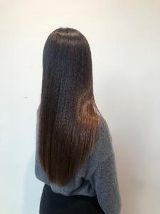 髪質改善トリートメントoooit|MASHU NU茶屋町店のヘアスタイル