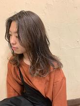 ナチュラルグラデーション|MASHU NU茶屋町店のヘアスタイル