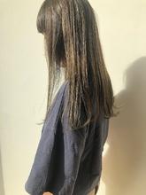 ベイクドイルミナカラー|MASHU NU茶屋町店のヘアスタイル