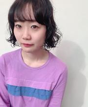 パーマスタイル|MASHU NU茶屋町店のヘアスタイル