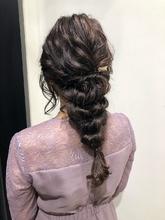 セット|MASHU NU茶屋町店のヘアスタイル