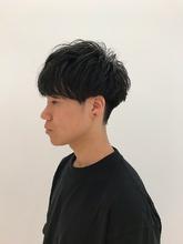 骨格補正メンズカット|MASHU NU茶屋町店のヘアスタイル