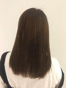 美髮 oooit MASHU NU茶屋町店のヘアスタイル