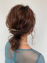 二次会スタイル|MASHU NU茶屋町店のヘアスタイル