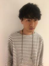 アッシュブラウン|MASHU NU茶屋町店 永井 ひかるのメンズヘアスタイル