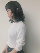 簡単スタイリング!ニュアンスパーマ|MASHU NU茶屋町店のヘアスタイル