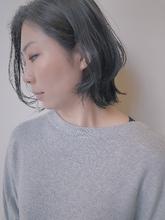 耳掛けで簡単くびれヘアー|MASHU NU茶屋町店のヘアスタイル