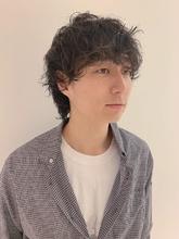 スパイラルパーマ|MASHU NU茶屋町店のヘアスタイル