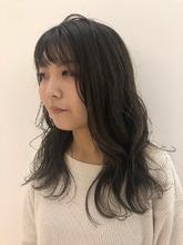シークレットグレージュ|MASHU NU茶屋町店のヘアスタイル