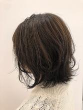 ぷちレイヤー|MASHU NU茶屋町店のヘアスタイル