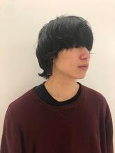 ぷちウルフ|MASHU NU茶屋町店のヘアスタイル
