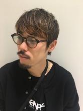 ナチュラル|MASHU NU茶屋町店のヘアスタイル