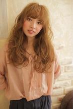 ★愛され・くしゃウェーブ★|MODE K's 梅田店のヘアスタイル