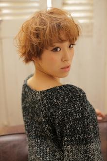 ★フリーアレンジショート★|MODE K's 梅田店のヘアスタイル