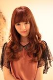 sweetグラマラスロング R-DRESSERのヘアスタイル