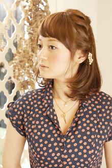 ゆるかわアレンジ♪|R-DRESSERのヘアスタイル
