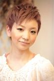 カジュアルショート☆ R-DRESSERのヘアスタイル