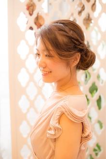 クラシカルアレンジ R-DRESSERのヘアスタイル