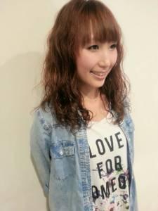 フェミニン aile ciel 富田林店のヘアスタイル