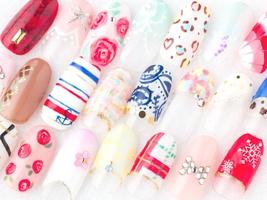 ジェルネイル|Libra hair spa 和泉中央店のネイル