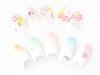 お花(上) フレンチグラ(下)|Libra hair spa 和泉中央店のヘアスタイル