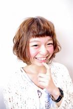 *ショートバングボブ*|FRANCK PROVOST 吉祥寺 加藤 琢也のヘアスタイル