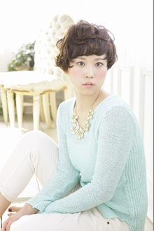 innocentショート|DESIRE 下高井戸店のヘアスタイル