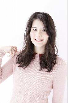ピュアロング|DESIRE 下高井戸店のヘアスタイル