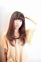 ニュアンシーロング 【カット+カラー+トリ】¥10.800