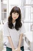 ツヤカール【カット+パーマ+トリ】10,800|entrir 仙川店のヘアスタイル