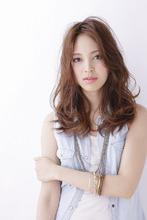 wind 【カット+カラー+トリ】10,800 entrir 仙川店 石川 松吏のヘアスタイル