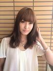 ナチュラルセミディ|entrir 仙川店のヘアスタイル