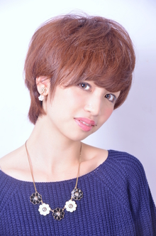 nudy short|entrir 下高井戸店のヘアスタイル