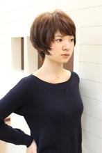 カジュアルモードショート entrir 吉祥寺店 戸高 昌紀のヘアスタイル