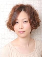 ゆるふわボブ|ヘアサロン VIVIT 藤井寺店のヘアスタイル