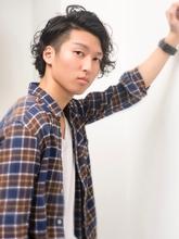 黒髪が似合うメンズスタイル  by CuMARi|CuMARiのメンズヘアスタイル