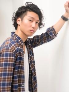黒髪が似合うメンズスタイル  by CuMARi|CuMARiのヘアスタイル