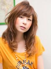 ふわふわsummerカール byCuMARi|CuMARiのヘアスタイル