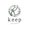 keep hair design キープ ヘアデザイン