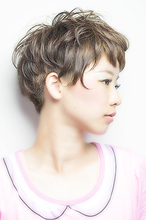 デザインショート|keep hair designのヘアスタイル