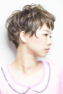 デザインショート keep hair designのヘアスタイル