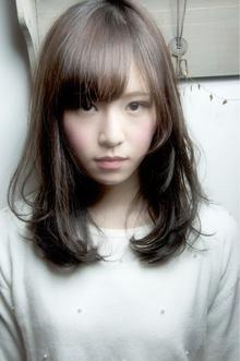 大人可愛い☆ナチュラルミディ keep hair designのヘアスタイル