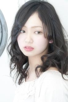 クールフェミニン☆セミロング keep hair designのヘアスタイル