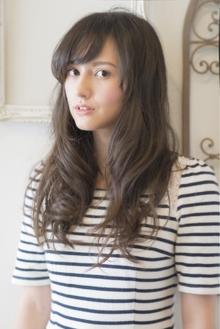 くせ毛風☆スウィートロング keep hair designのヘアスタイル